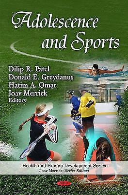 Adolescence and Sports by Nova Science Publishers Inc (Hardback, 2010)