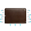thumbnail 8 - For iPad 2 3 4 /5 6th / 7th 8th 9th 10.2/Mini Air Smart Leather Stand Case Cover