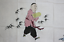 RARE-LARGE-Chinese-100-Handed-Painting-By-Fan-Zeng-WEDD11 縮圖 3