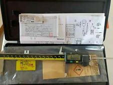 500 196 20 Absolute Digital Digimatic Vernier Caliper0 150mm0 6in