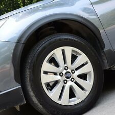 For Subaru Outback 2015 2016 2017 ABS Plastic Wheel Eyebrow Round Arc