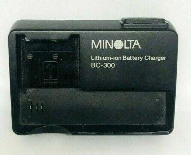 Cargador de batería para NP-200 Minolta DiMAGE X Xg Xi Xt Xt Biz BC-200 BC-300 BC-700