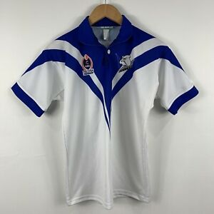 Canterbury-Bulldogs-Kids-NRL-Jersey-Youth-Size-10-Made-In-Australia
