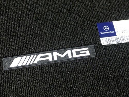 AMG TAPPETINI ORIGINALI MERCEDES CLASSE C C 205 a 205 Coupe Cabrio Nero