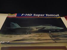 Revell F-14D Super Tomcat No. 85-4729 NIB Factory Sealed 1/48