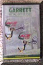 Garrett Metal Detector Ace 250/150 Instructional DVD