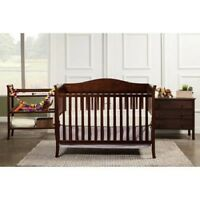 Convertible Crib With Drawers, Crib And 3 Drawer Dresser Set With Changing Table