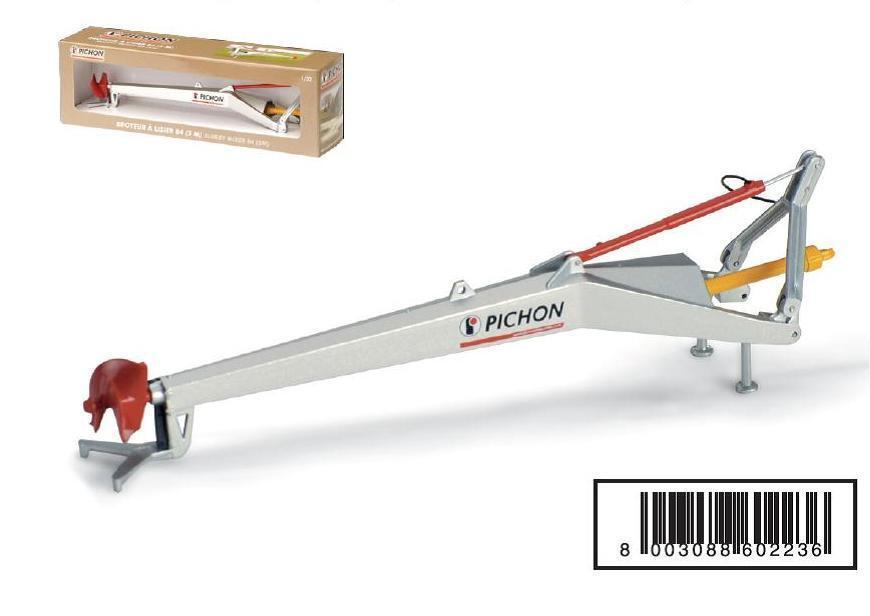 Pichon B4 Güllemixer (5M) Mixer 1 32 32 32 Model ROS60223 ROS e7e55c