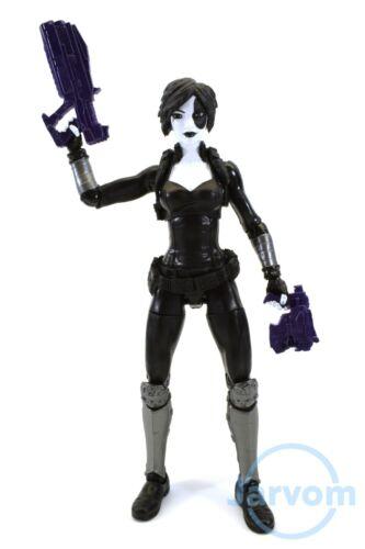 """Marvel Legends 6/"""" pouces Sasquatch BAF Deadpool Wave Domino Loose complet"""