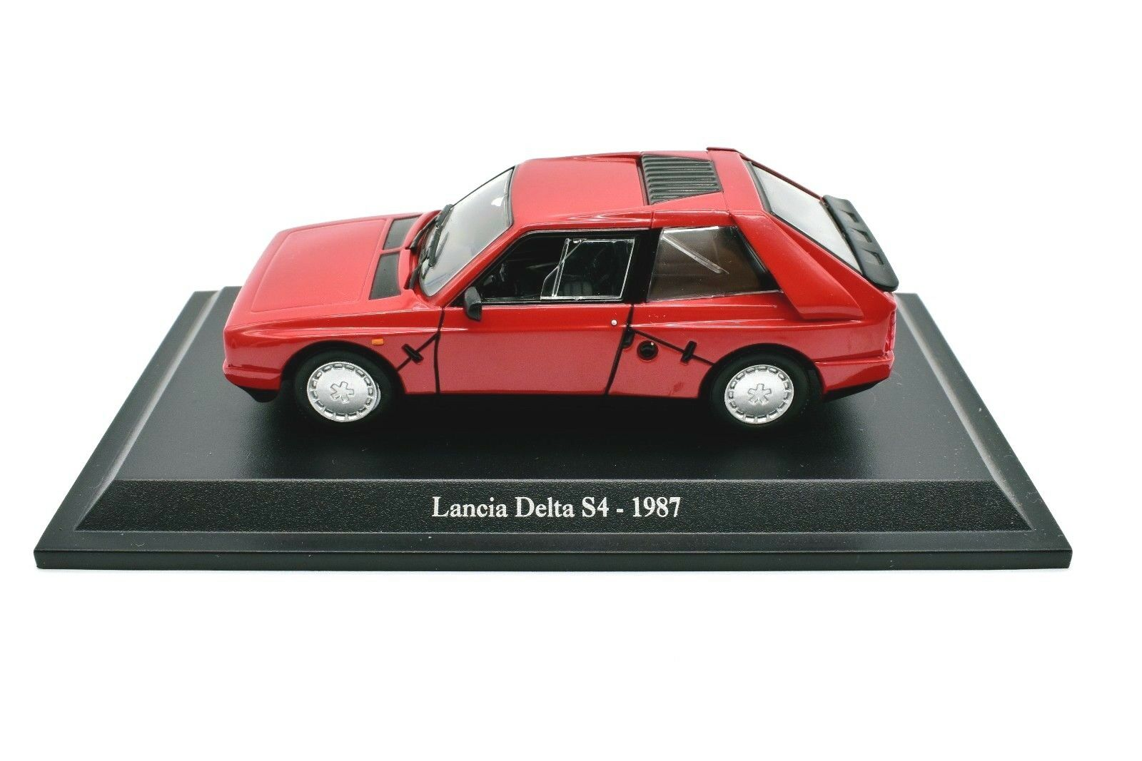 MODEL CAR SPEAR DELTA S4 SCALE 1 43 DIECAST CAR MODEL MINIATURES NOREV RARE