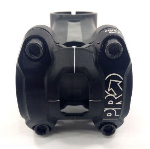"//-6 ° Noir 1-1//8/"" 31.8 X 70 mm Shimano PRO Koryak Alliage VTT XC Bicyclette Tige"