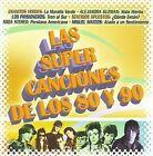 Las Super Canciones de los 80 y 90 by Various Artists (CD, Apr-2008, Mock & Roll)