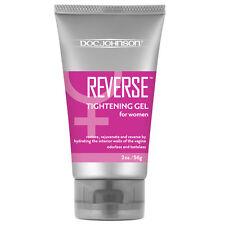 1 REVERSE TIGHTENING gel Doc Johnson tighten up shrink cream women body enhancer