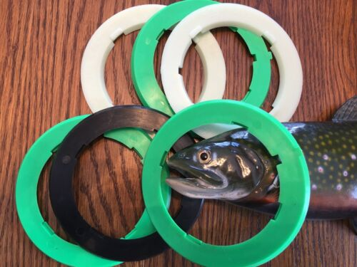 PACK OF SIX Lure Jensen MAGNUM Dipsy Diver O Rings NEW