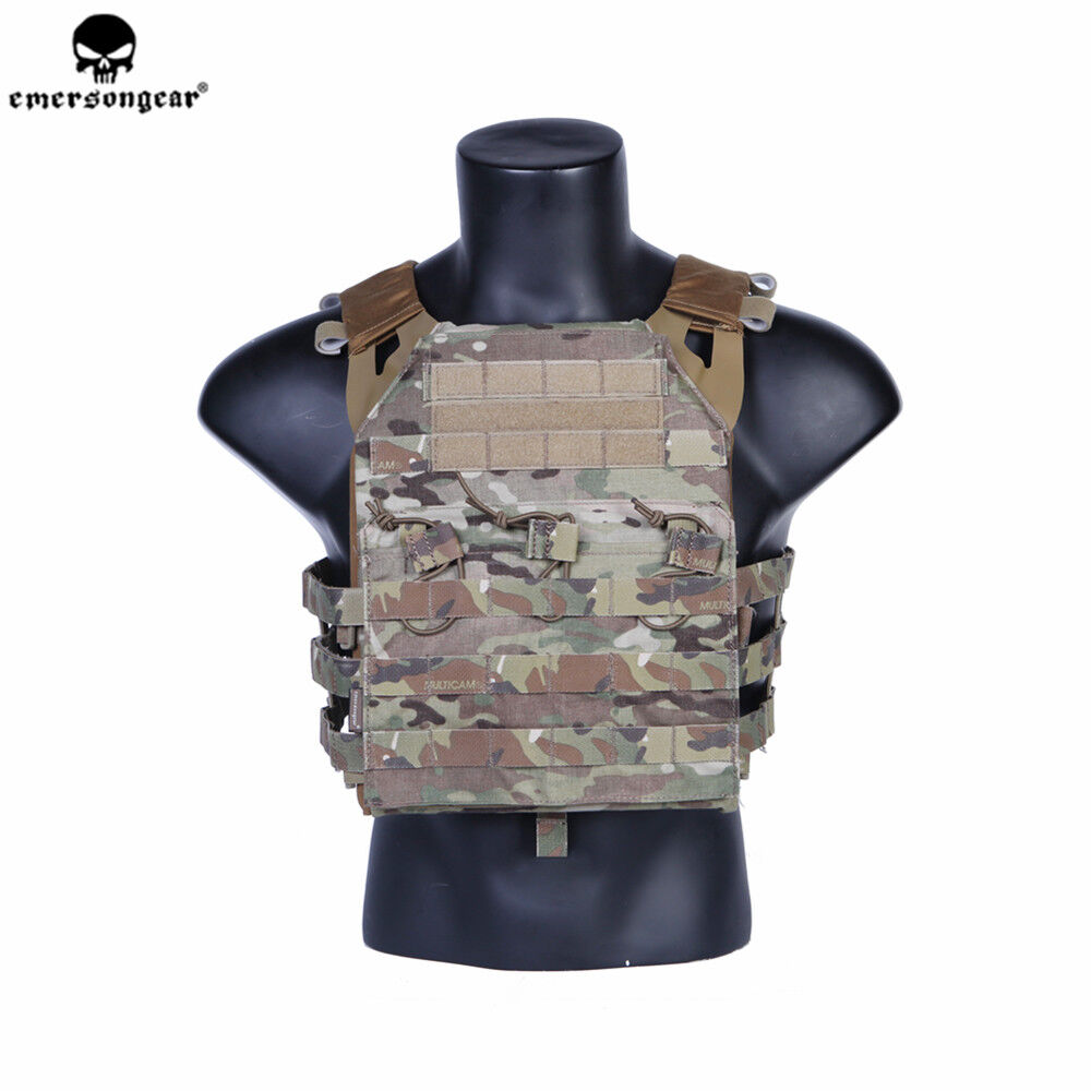 Emerson JPC Tactical  Vest Easy Vest  Shooting Airsoft Plate Carrier gear  retail stores