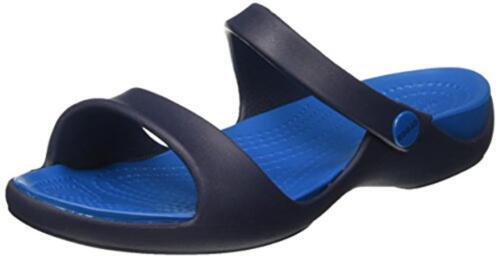 Crocs Women Cleo V Open-Toe Sandals  Assorted Sizes Colors