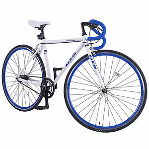 image is loading fixed gear single speed aluminum frame road bike