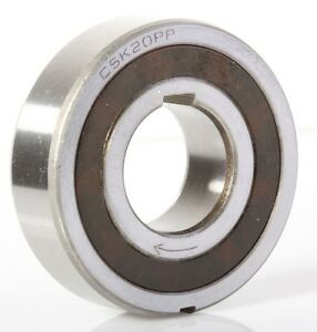CSK20 One-way Clutch bearing 20x47x14mm