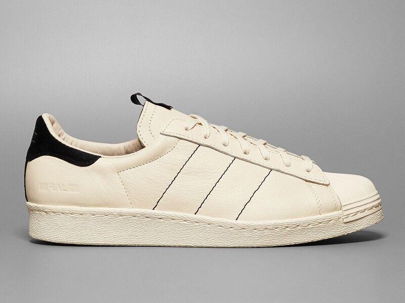 Adidas Consortium X Kasina Superstar 80s Blanco BB1835 Negro Core BB1835 Blanco aae533