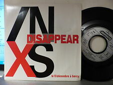 INXS Disappear 1349 PROMO FRANCE