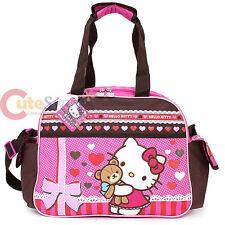 item 3 Sanrio Hello Kitty Duffle Bag Travel Gym Large Overnight Bag - Super  Sweet Bear -Sanrio Hello Kitty Duffle Bag Travel Gym Large Overnight Bag -  Super ... d80045eef107e