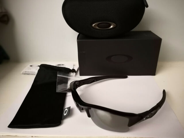 51bb389c5623 Oakley Flak Jacket XLJ Oo9009 03-915 Sunglasses for sale online