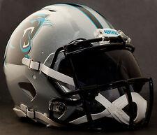 ***CUSTOM*** CAROLINA PANTHERS NFL Riddell Speed AUTHENTIC Football Helmet