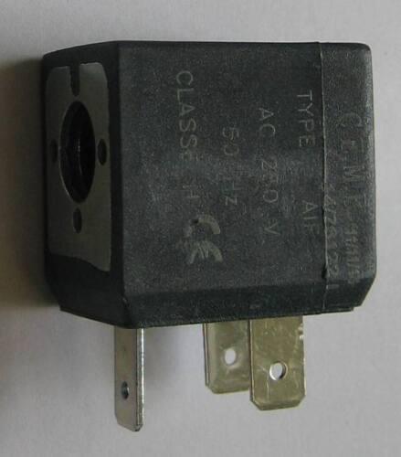 CEME 588 Magnetventil-Spule 230V//50Hz für TCM 217106 Dampfbügelstation