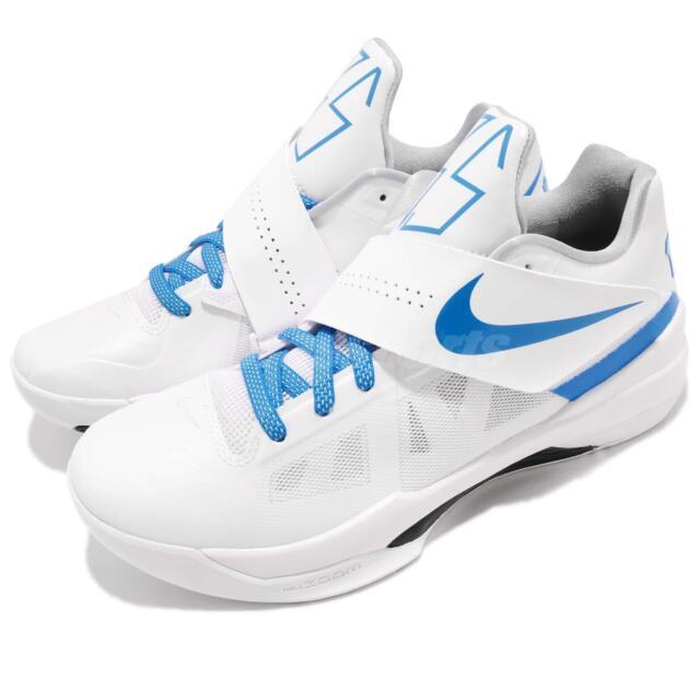 finest selection b7ed5 e762c Nike KD 4 QS Thunderstruck Retro IV Kevin Durant Art Of Champion Men  AQ5103-100