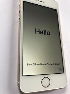 Apple iPhone SE 128Go Or  iCloud pour piece