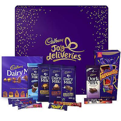 NEW Cadbury Free the Joy Chocolate Gift Hamper - Large Size