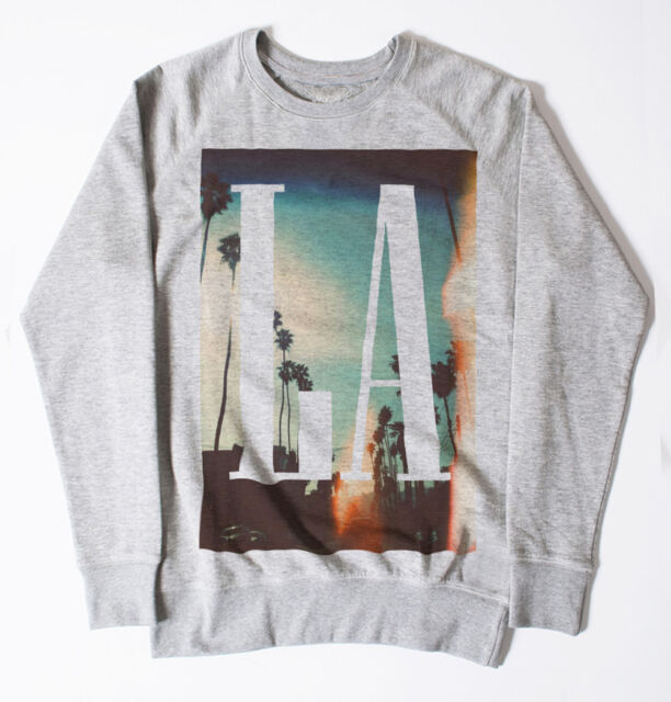 LA JUMPER SWEATSHIRT HYPE HIPSTER SWAG MENS URBAN FASHION OUTFITTERS WOMANS