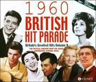 1960 British Hit Parade: Britain's Greatest Hits, Vol. 9, Pt. 2 [Box] by Various Artists (CD, Nov-2011, 4 Discs, Acrobat Music)