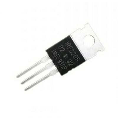 10* IRF3205 TO-220 IRF 3205 Power MOSFET 55V 110A