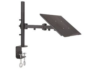 Tisch-Halter-passt-fur-Tablet-Notebook-Laptop-MacBook-Tischhalterung-Stander