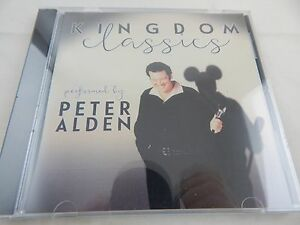 New-Kingdom-Classics-CD-Performed-by-Peter-Alden-Singing-Favorite-Disney-Songs