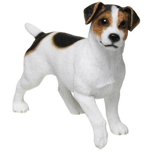 Dog Studies By Leonardo Standing Jack Russell Terrier New Gift LP04163