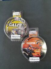 Galfer Front Brake Lines & Rear Line Kit - Smoke - GSXR600 GSXR750 2011 - 2013