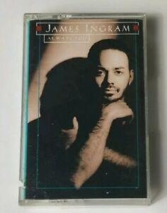 James Ingram Always You Cassette Tape 1993 Warner Bros R&B Music