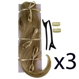 Extensiones-de-cabello-con-clip-2-unidades-POP-Sandy-rubio-liso-volumen-40-6cm-x