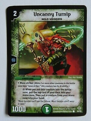 DUEL MASTERS Windmill Mutant 46//55 DM-12 Hybrid Megacreatures TRADING Card