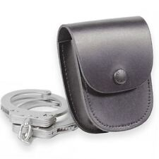 Protec Real Leather Chain Handcuff Case