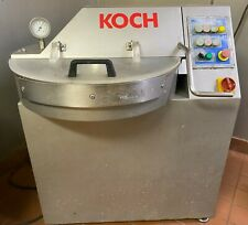 Koch 40l Bowl Cutter Chopper Meat Sausage Vegetables Cheese As 40