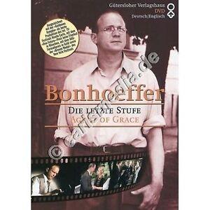 DVD-BONHOEFFER-Die-letzte-Stufe-Bestseller-Agent-of-Grace-NEU-CM