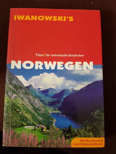 Norwegen - Reiseführer von Iwanowski 8 akt. Auflage 2003