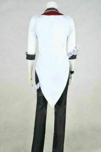 RWBY Cosplay Qrow Branwen Costume Fashionable Uniform set Halloween