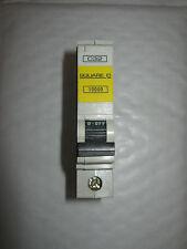 SQUARE D QOE C32 32 AMP 10000 RANGE QO132EC10 SINGLE POLE MCB CIRCUIT BREAKER.