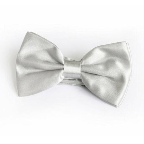 Classic Multi Color Mens Adjustable Tie Tuxedo Bowtie Wedding Bow Tie Necktie