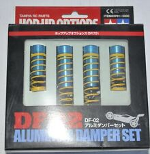 TAMIYA #53701 DF-02 ALUMINUM DAMPER SET