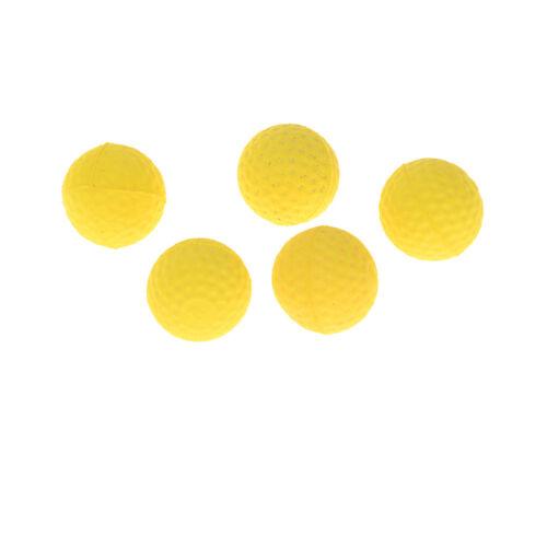 20Pcs EVA Soft Bullet Balls Rounds Compatible For Rival Apollo Child Toy FB